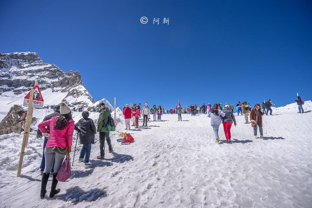 歐洲屋脊,少女峰,Jungfrau,歐洲之巔-59