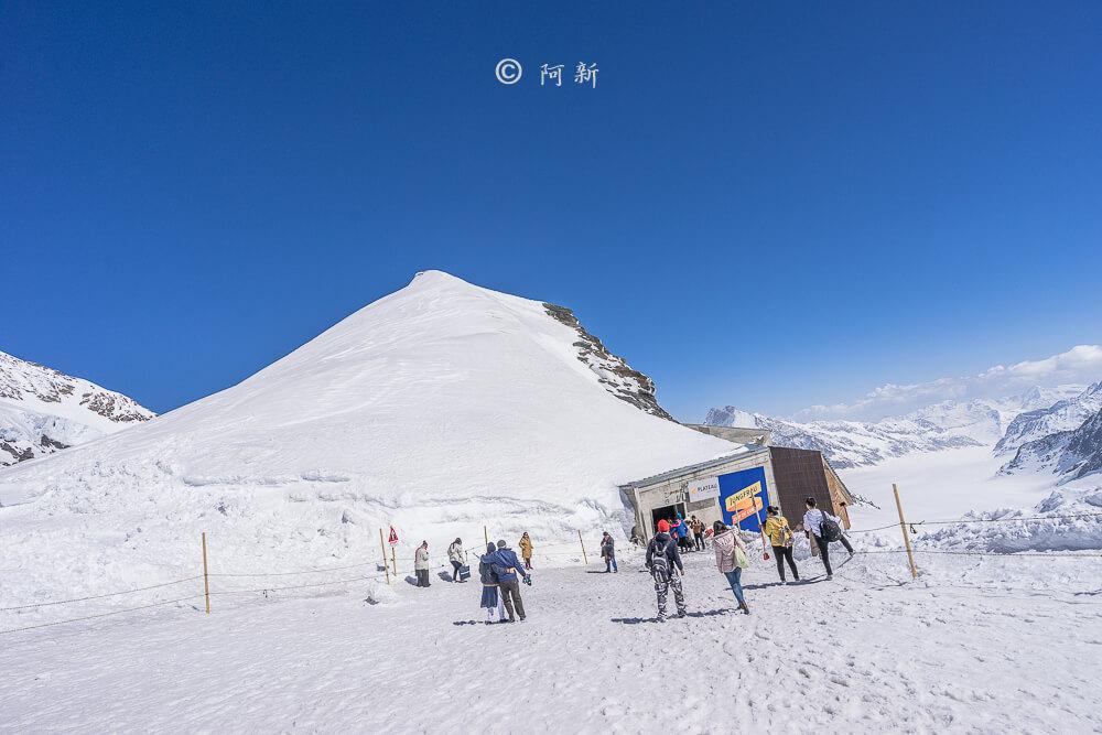 歐洲屋脊,少女峰,Jungfrau,歐洲之巔-88