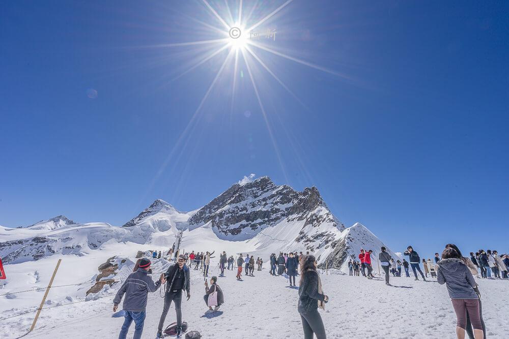 歐洲屋脊,少女峰,Jungfrau,歐洲之巔-90