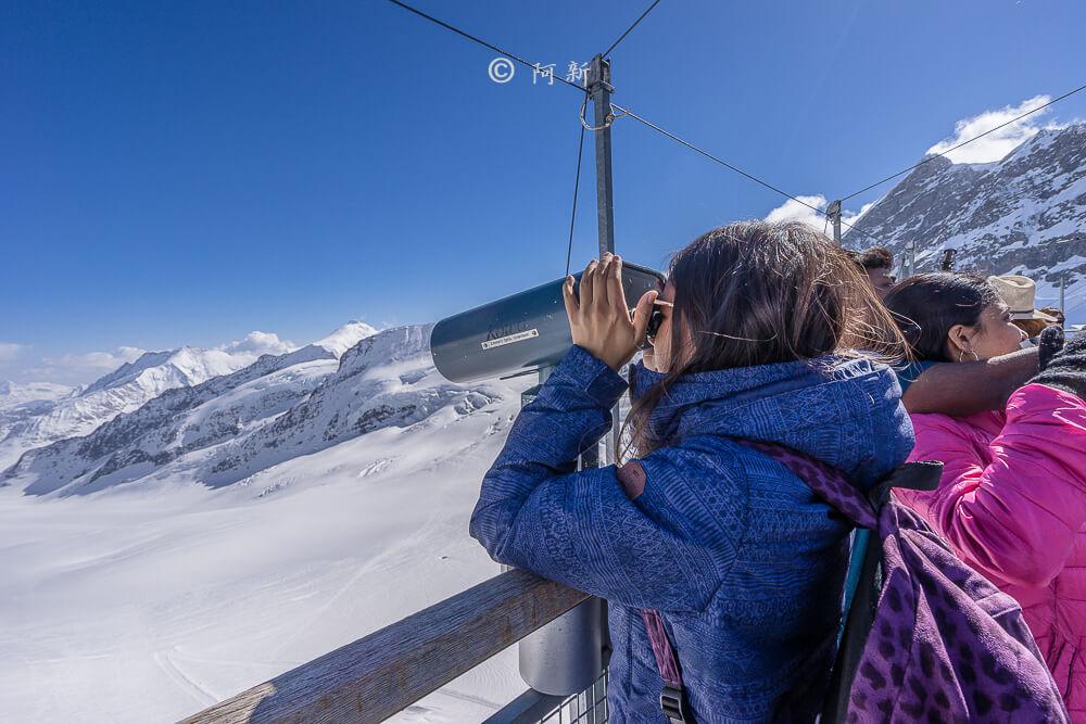 歐洲屋脊,少女峰,Jungfrau,歐洲之巔-123