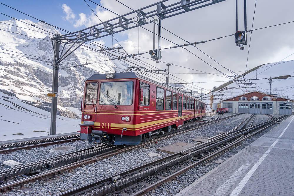 歐洲屋脊,少女峰,Jungfrau,歐洲之巔-132