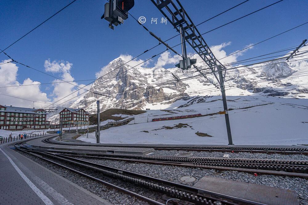 歐洲屋脊,少女峰,Jungfrau,歐洲之巔-133