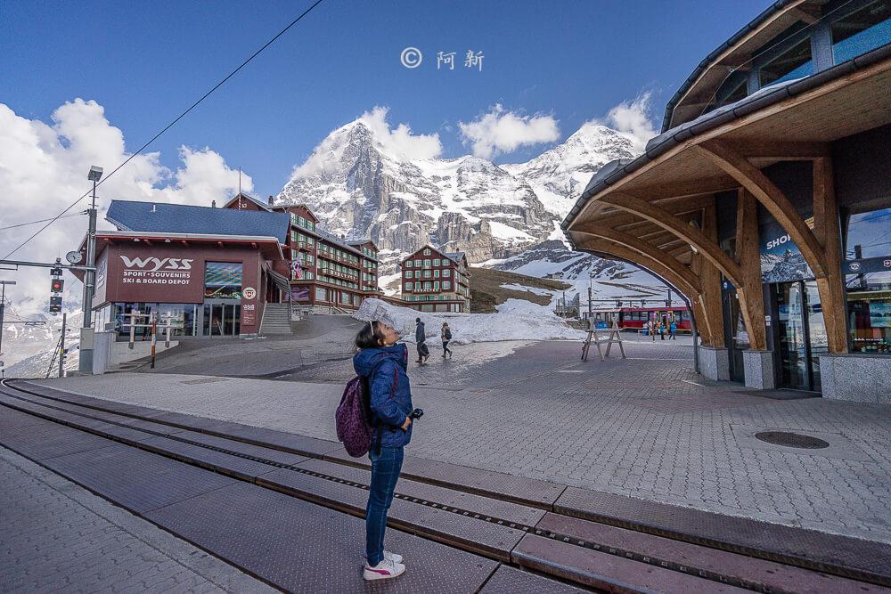 歐洲屋脊,少女峰,Jungfrau,歐洲之巔-136