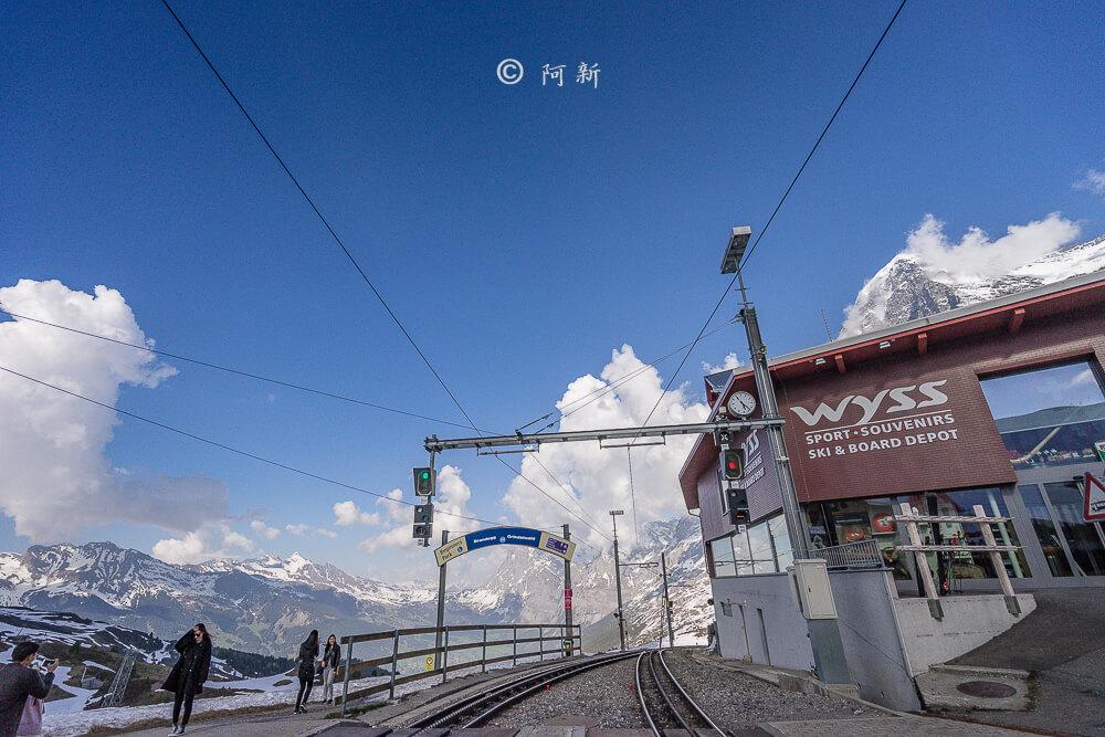 歐洲屋脊,少女峰,Jungfrau,歐洲之巔-138