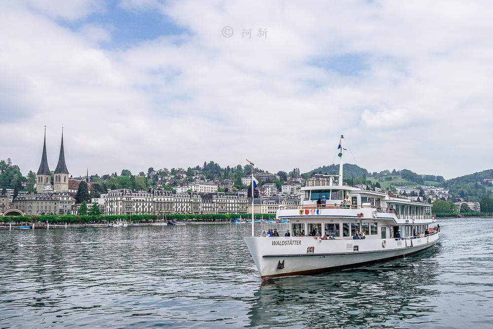 琉森湖,瑞士琉森湖