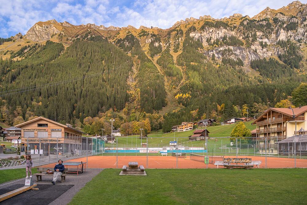溫根,瑞士溫根,wengen,翁根,勞特布魯嫩,瑞士小鎮,瑞士自由行,瑞士旅遊