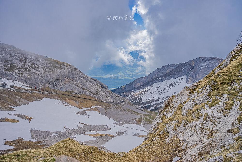 皮拉圖斯山,世界最陡峭齒軌列車,瑞士皮拉圖斯山,Pilatus,瑞士旅遊,瑞士自由行