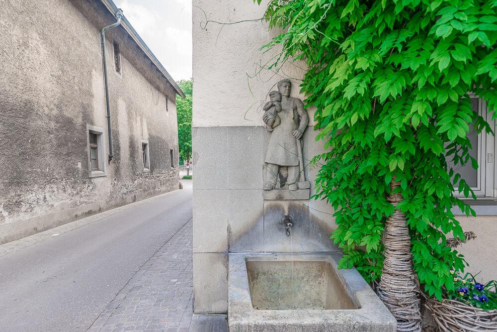 米諾要塞,沙夫豪森米諾要塞,Munot堡壘,梅諾城堡,梅諾要塞,瑞士旅遊景點-10