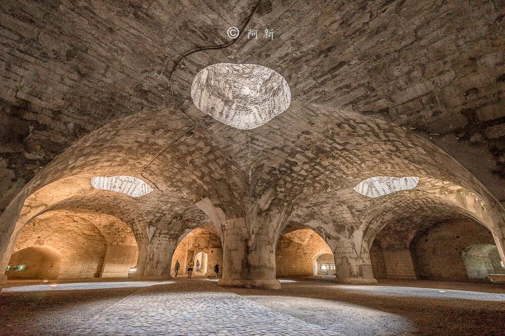 米諾要塞,沙夫豪森米諾要塞,Munot堡壘,梅諾城堡,梅諾要塞,瑞士旅遊景點-17