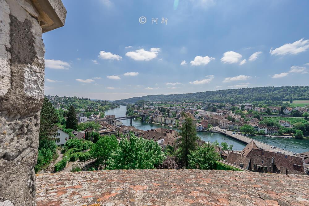 米諾要塞,沙夫豪森米諾要塞,Munot堡壘,梅諾城堡,梅諾要塞,瑞士旅遊景點-19
