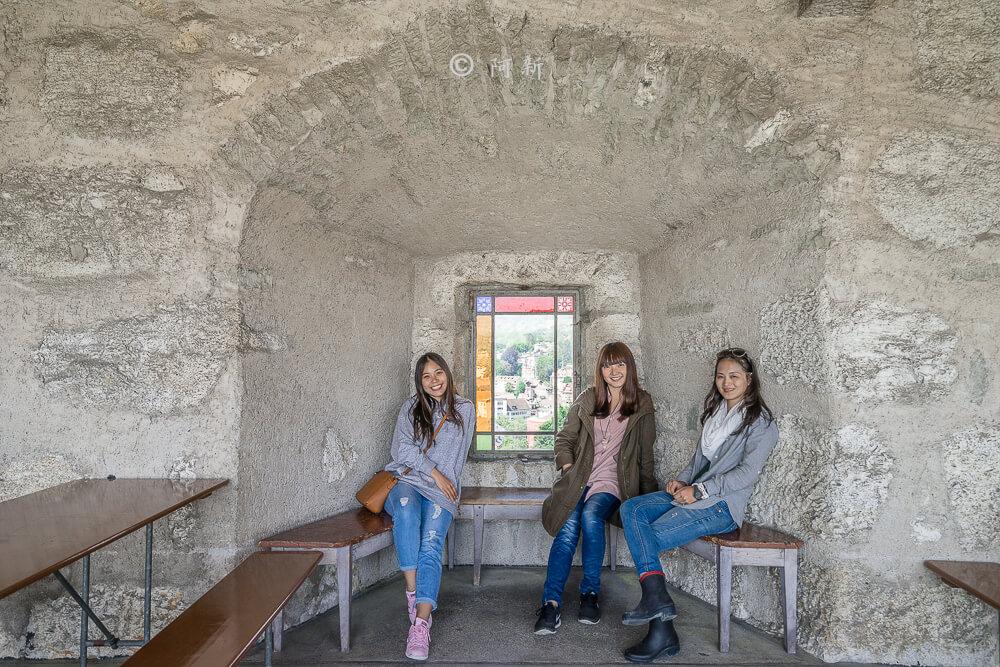 米諾要塞,沙夫豪森米諾要塞,Munot堡壘,梅諾城堡,梅諾要塞,瑞士旅遊景點-30