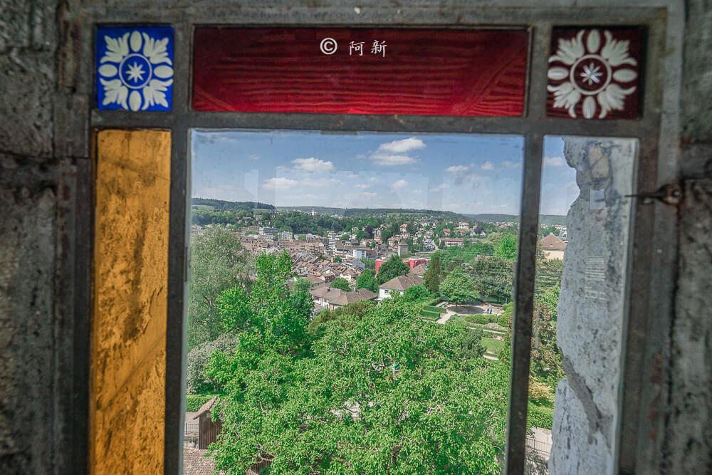 米諾要塞,沙夫豪森米諾要塞,Munot堡壘,梅諾城堡,梅諾要塞,瑞士旅遊景點-31