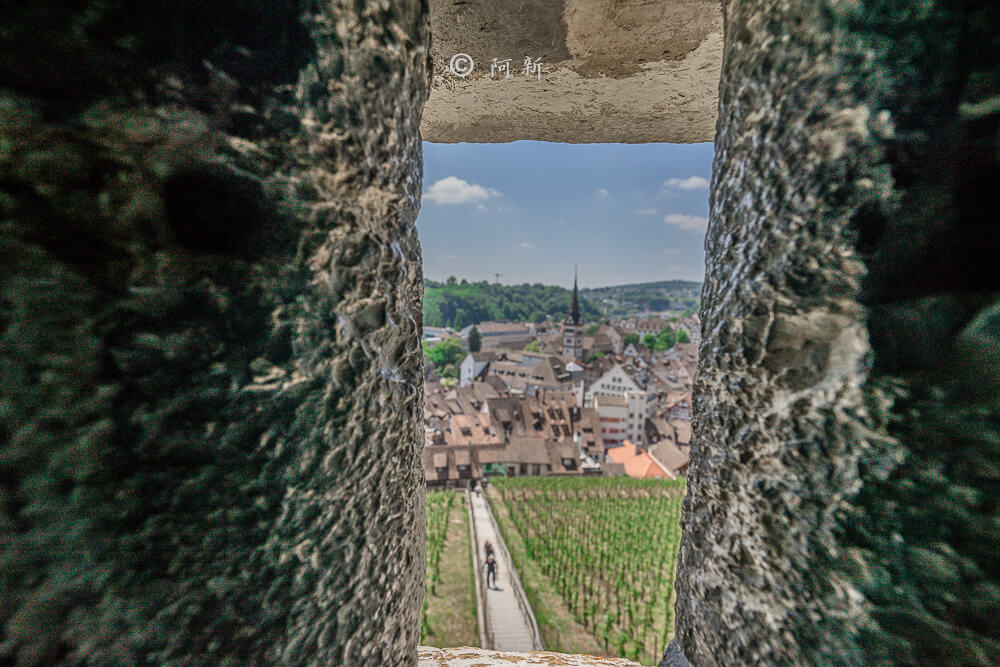 米諾要塞,沙夫豪森米諾要塞,Munot堡壘,梅諾城堡,梅諾要塞,瑞士旅遊景點-37