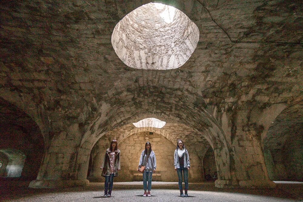 米諾要塞,沙夫豪森米諾要塞,Munot堡壘,梅諾城堡,梅諾要塞,瑞士旅遊景點-42