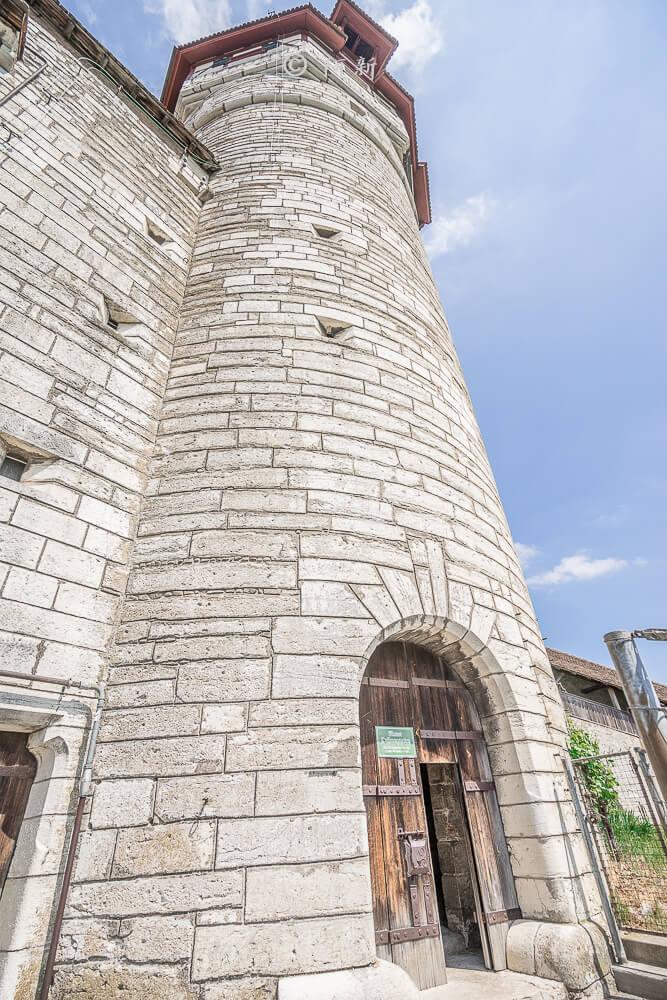 米諾要塞,沙夫豪森米諾要塞,Munot堡壘,梅諾城堡,梅諾要塞,瑞士旅遊景點-44