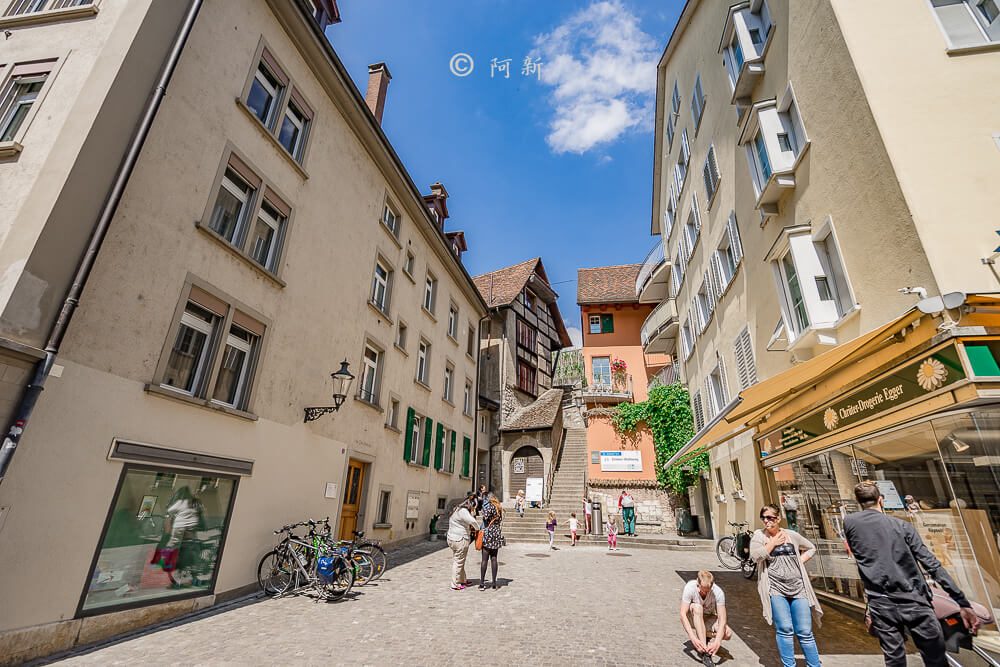 米諾要塞,沙夫豪森米諾要塞,Munot堡壘,梅諾城堡,梅諾要塞,瑞士旅遊景點-47