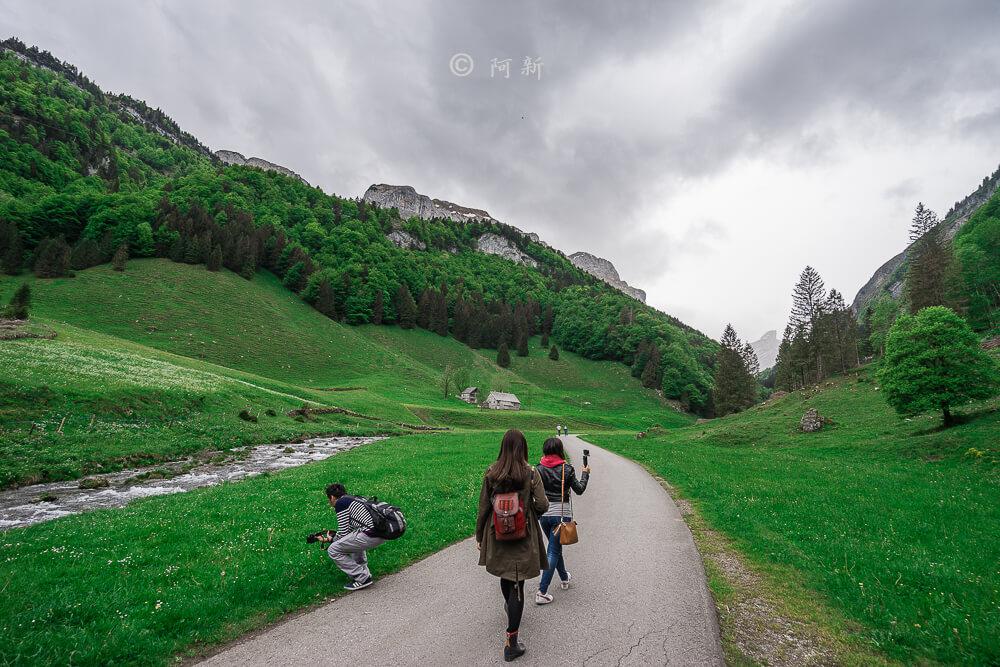 瑞士阿彭策爾塞阿爾卑湖,Seealpsee,塞阿爾卑湖,瑞士Seealpsee,瑞士塞阿爾卑湖,瑞士希阿爾卑湖,希阿爾卑湖-05