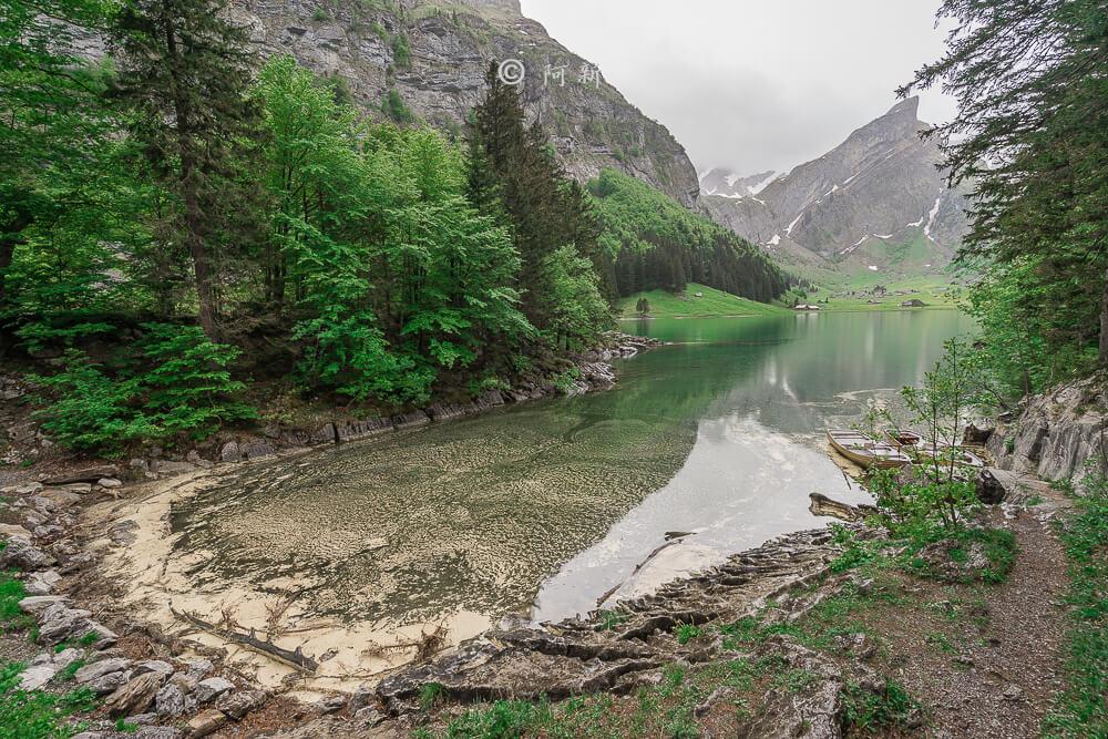 瑞士阿彭策爾塞阿爾卑湖,Seealpsee,塞阿爾卑湖,瑞士Seealpsee,瑞士塞阿爾卑湖,瑞士希阿爾卑湖,希阿爾卑湖-17