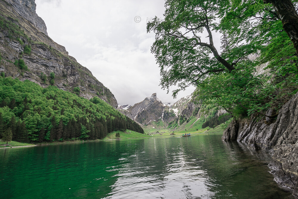 瑞士阿彭策爾塞阿爾卑湖,Seealpsee,塞阿爾卑湖,瑞士Seealpsee,瑞士塞阿爾卑湖,瑞士希阿爾卑湖,希阿爾卑湖-26