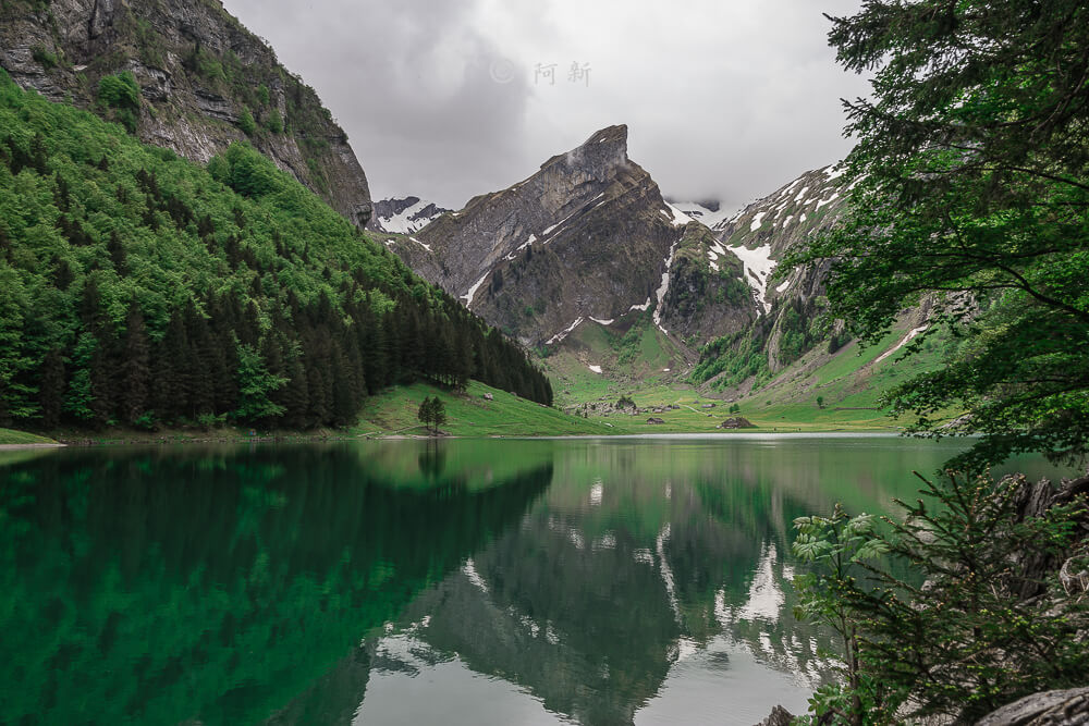 瑞士阿彭策爾塞阿爾卑湖,Seealpsee,塞阿爾卑湖,瑞士Seealpsee,瑞士塞阿爾卑湖,瑞士希阿爾卑湖,希阿爾卑湖-27
