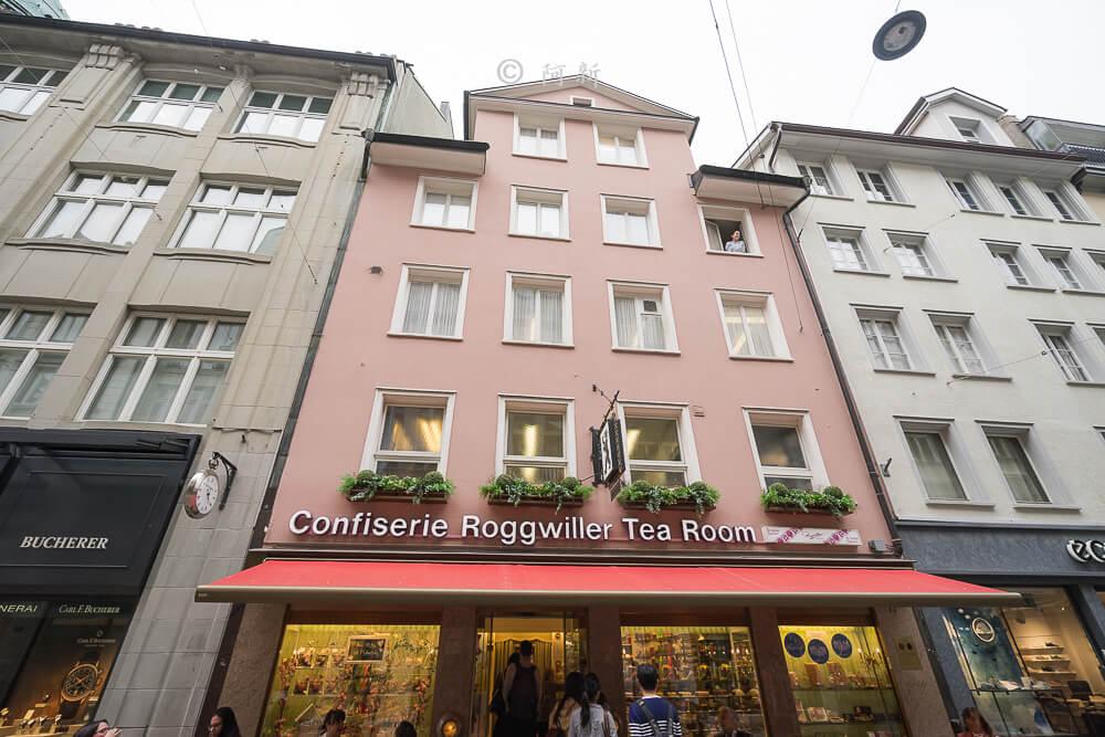 瑞士聖加侖,聖加侖,聖加侖景點,聖加侖舊城區,瑞士聖加侖景點,聖加侖紅色廣場,瑞士旅遊-07