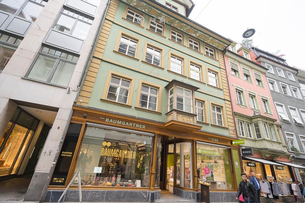 瑞士聖加侖,聖加侖,聖加侖景點,聖加侖舊城區,瑞士聖加侖景點,聖加侖紅色廣場,瑞士旅遊-09