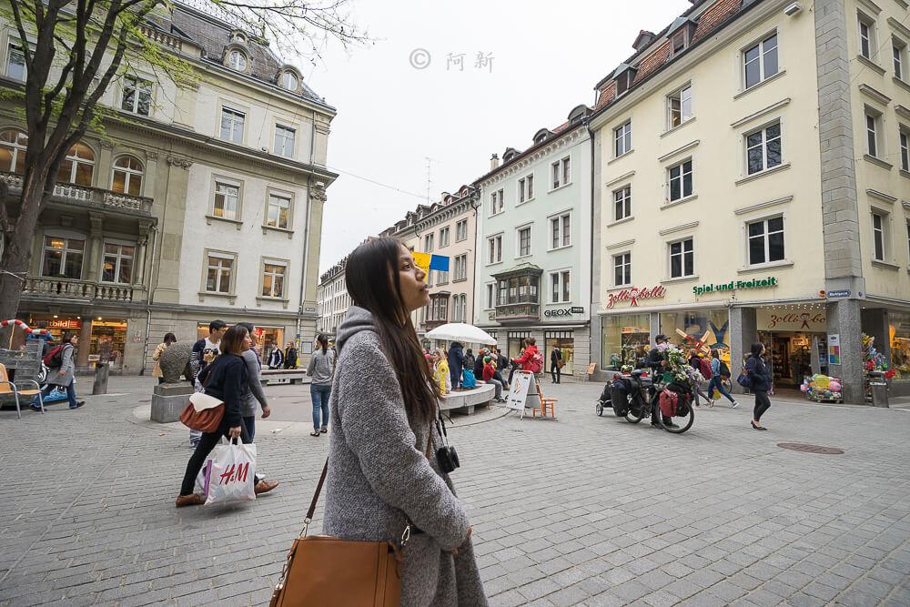 瑞士聖加侖,聖加侖,聖加侖景點,聖加侖舊城區,瑞士聖加侖景點,聖加侖紅色廣場,瑞士旅遊-12