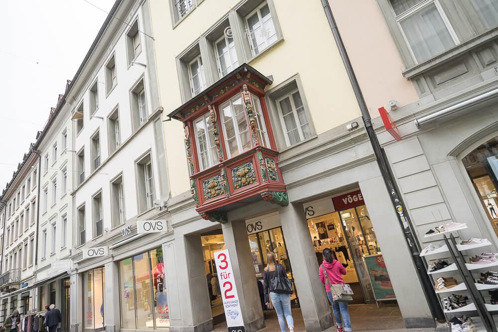 瑞士聖加侖,聖加侖,聖加侖景點,聖加侖舊城區,瑞士聖加侖景點,聖加侖紅色廣場,瑞士旅遊-14