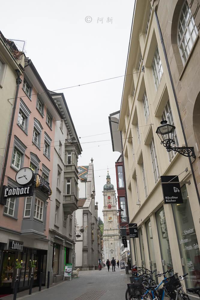 瑞士聖加侖,聖加侖,聖加侖景點,聖加侖舊城區,瑞士聖加侖景點,聖加侖紅色廣場,瑞士旅遊-18