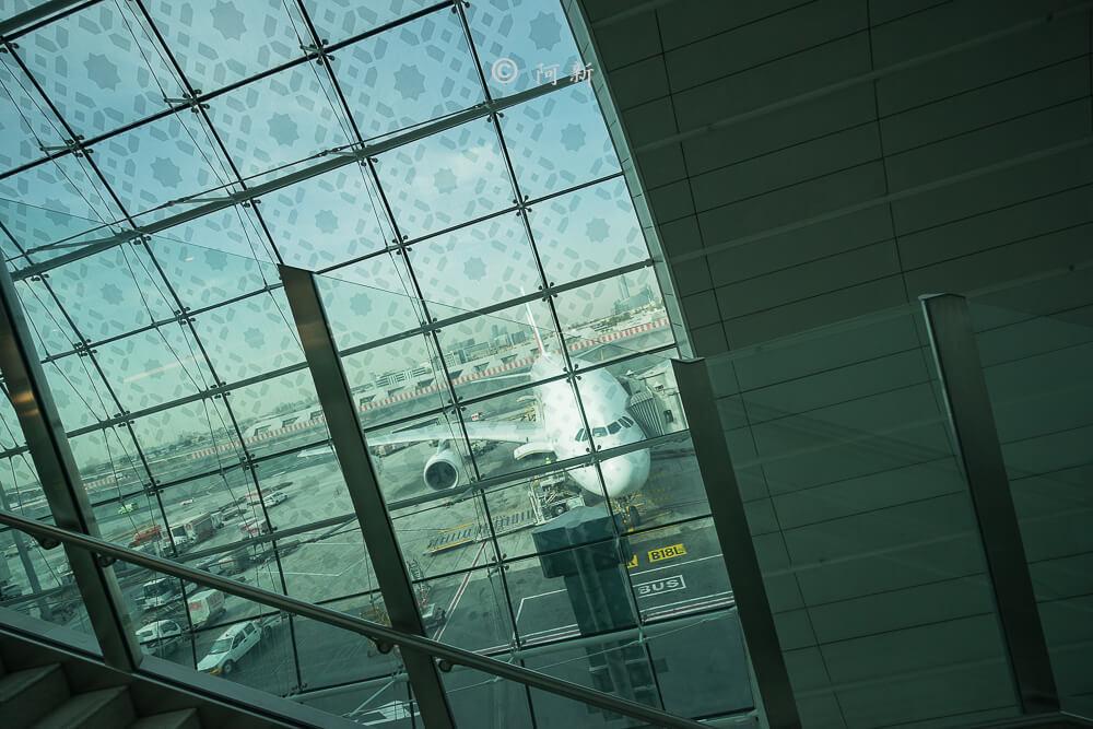 阿聯酋航空.阿聯酋航空體驗,阿聯酋航空評價.阿聯酋航空經濟艙,搭機體驗-25