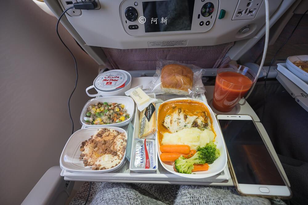 阿聯酋航空.阿聯酋航空體驗,阿聯酋航空評價.阿聯酋航空經濟艙,搭機體驗-34