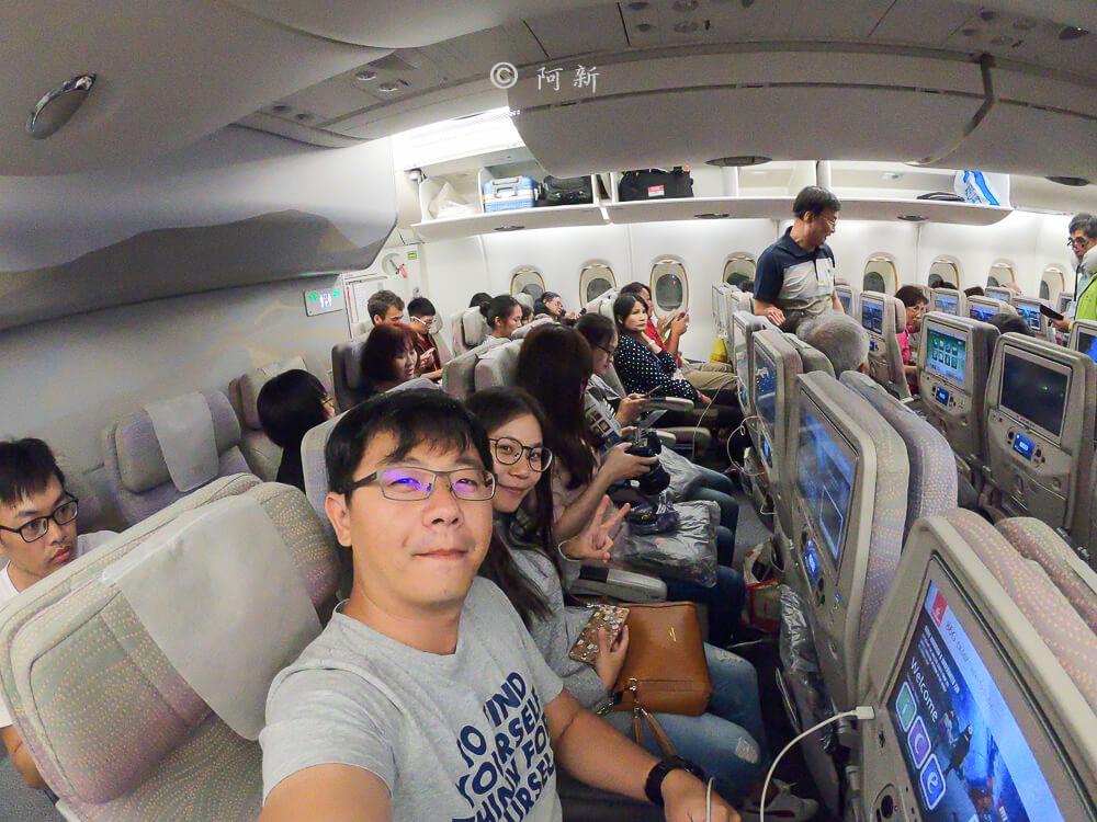 阿聯酋航空.阿聯酋航空體驗,阿聯酋航空評價.阿聯酋航空經濟艙,搭機體驗-46