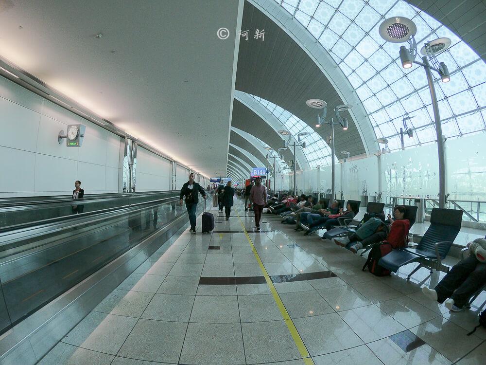 阿聯酋航空.阿聯酋航空體驗,阿聯酋航空評價.阿聯酋航空經濟艙,搭機體驗-86