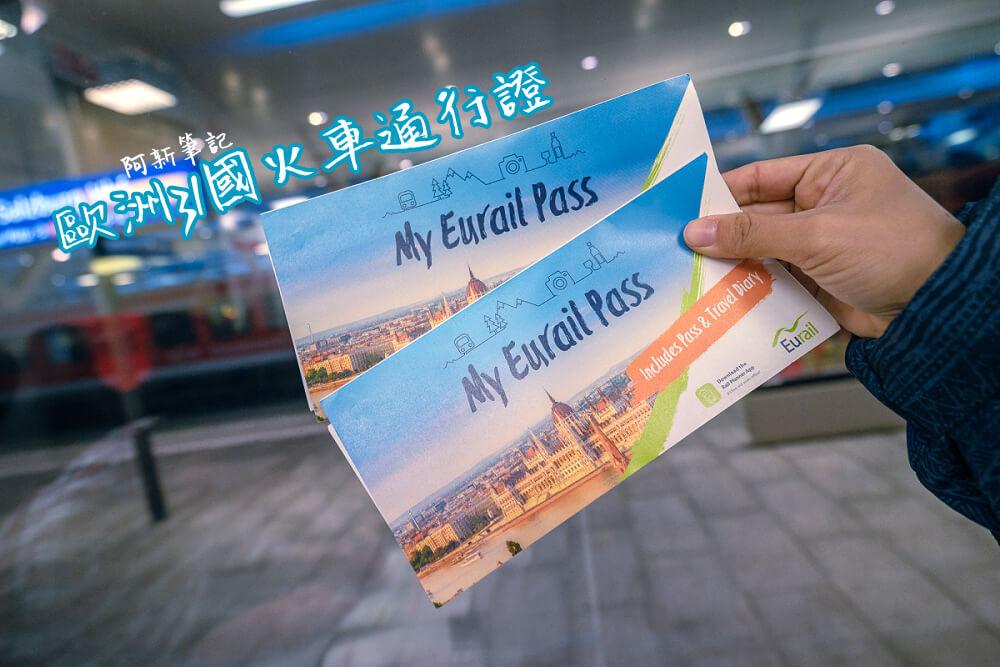 歐洲火車通行證 Eurail pass |搭火車玩歐洲,這張歐洲31國火車通行證超好用!