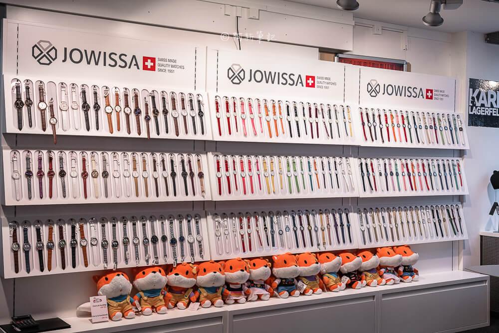 swiss splendid,茵特拉肯血拚,茵特拉肯購物,茵特拉肯手錶,茵特拉肯瑞士刀,瑞士伴手禮,瑞士必買