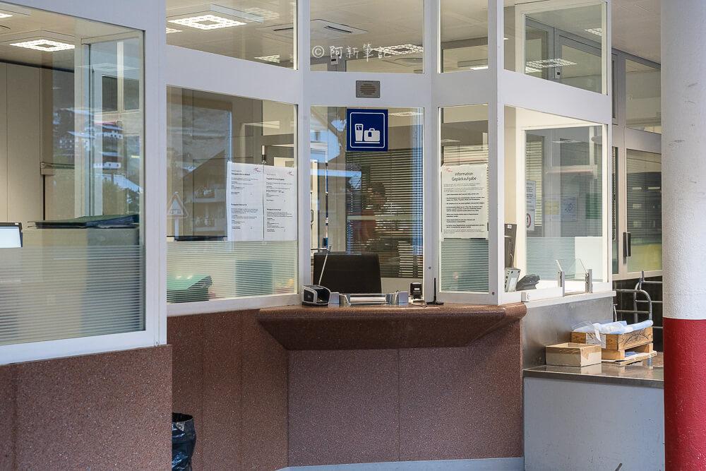 策馬特車站寄物櫃,策馬特車站站到站寄物,策馬特車站服務,策馬特車站,瑞士火車站寄送行李
