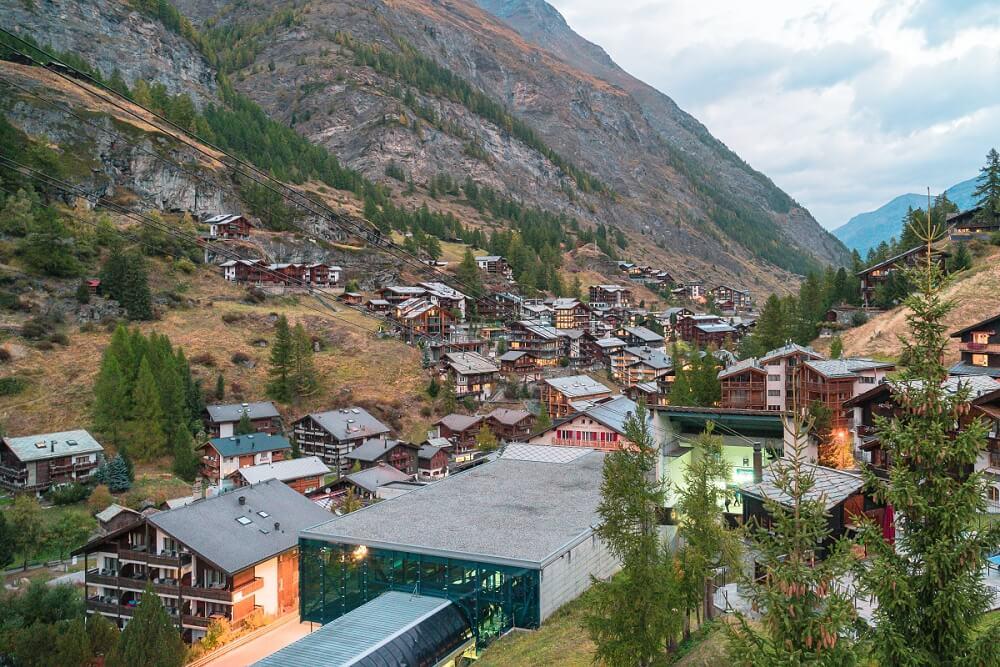 瑞士 策馬特住宿 |10間瑞士策馬特飯店推薦,平價、高檔酒店整理!