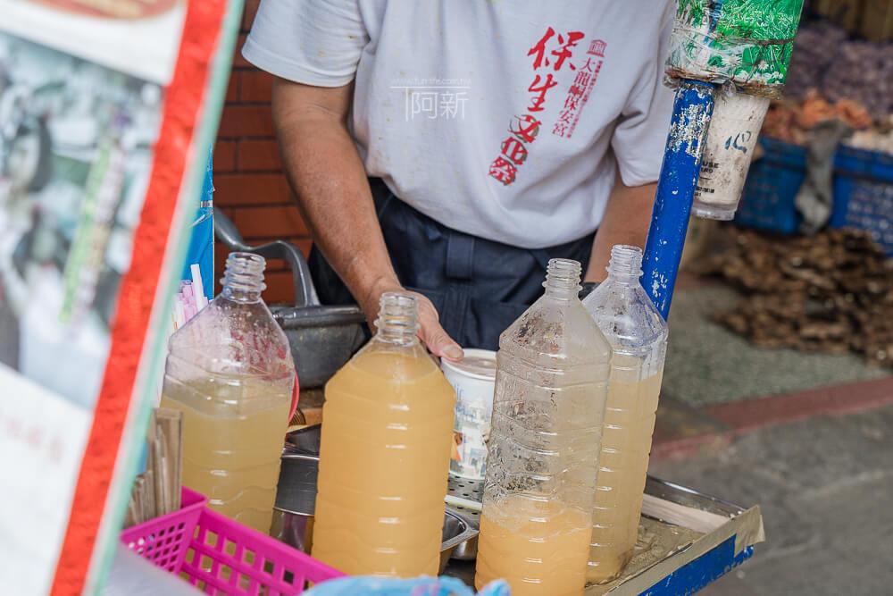 迪化街小吃,迪化街飲料,迪化街金桔檸檬-10