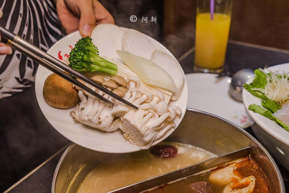 台北紅九九個人鴛鴦鍋-46