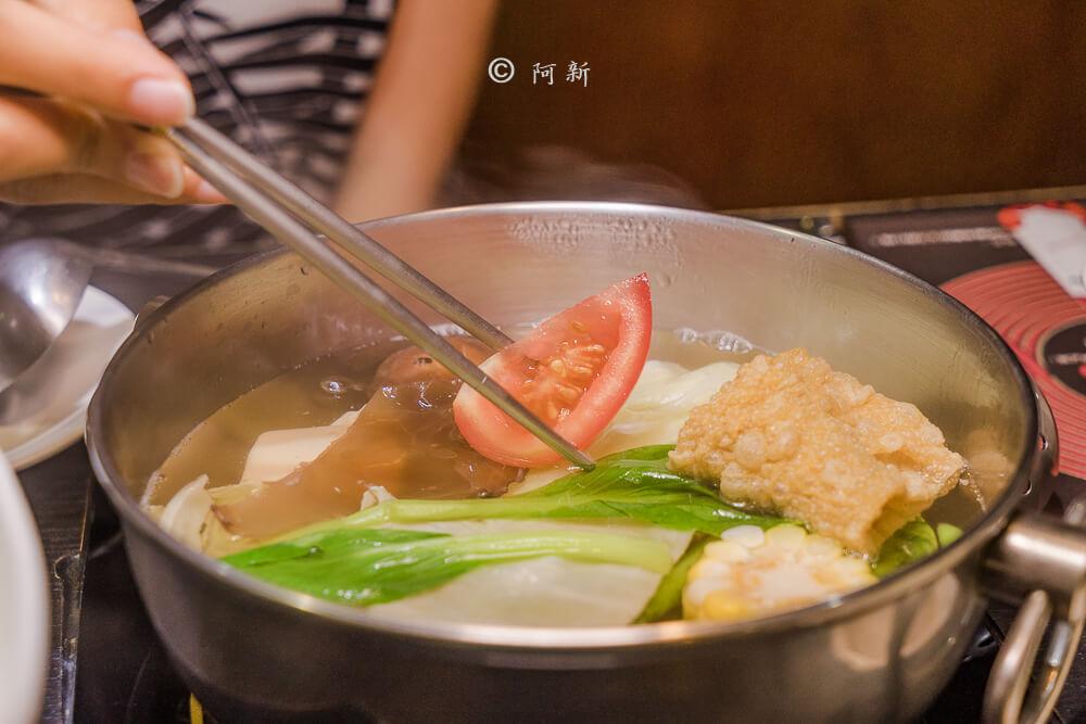 台北紅九九個人鴛鴦鍋-33