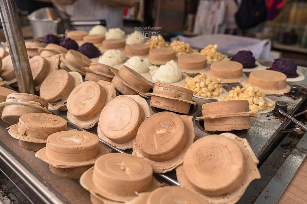 迪化街小吃,永樂市場,永樂車輪餅,永樂市場車輪餅,迪化街車輪餅-11