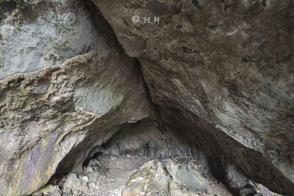 蘭嶼五孔洞-13