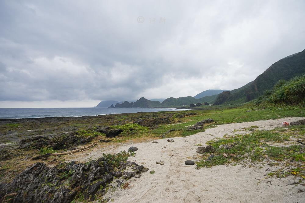 蘭嶼貝殼沙灘-10