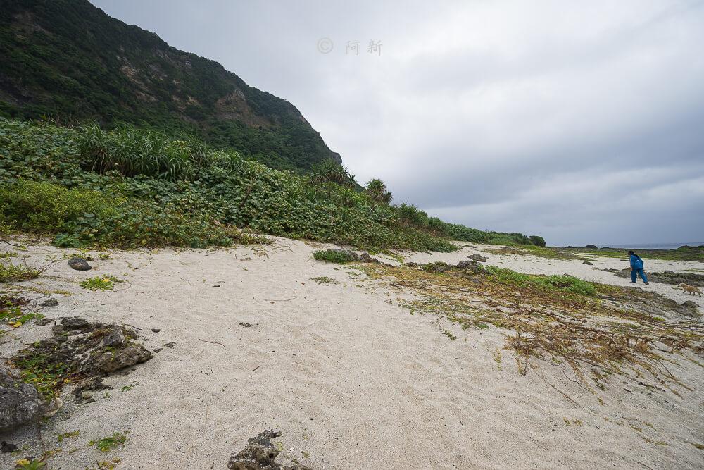 蘭嶼貝殼沙灘-12