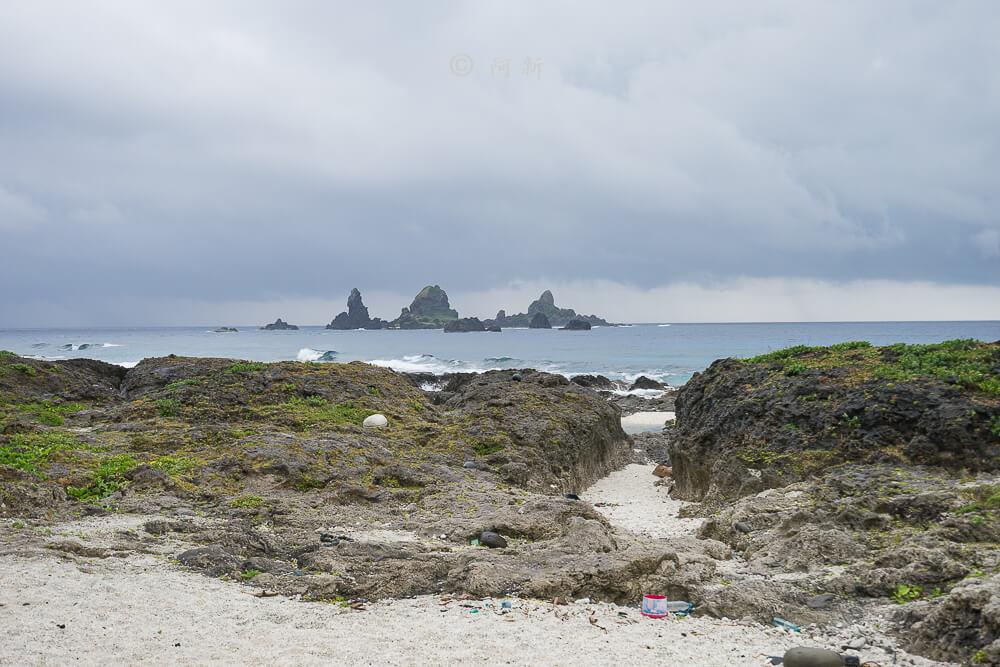 蘭嶼貝殼沙灘-15