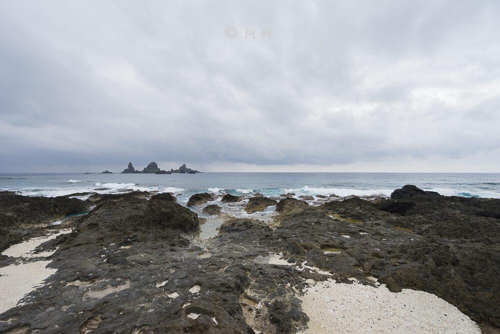 蘭嶼貝殼沙灘-23