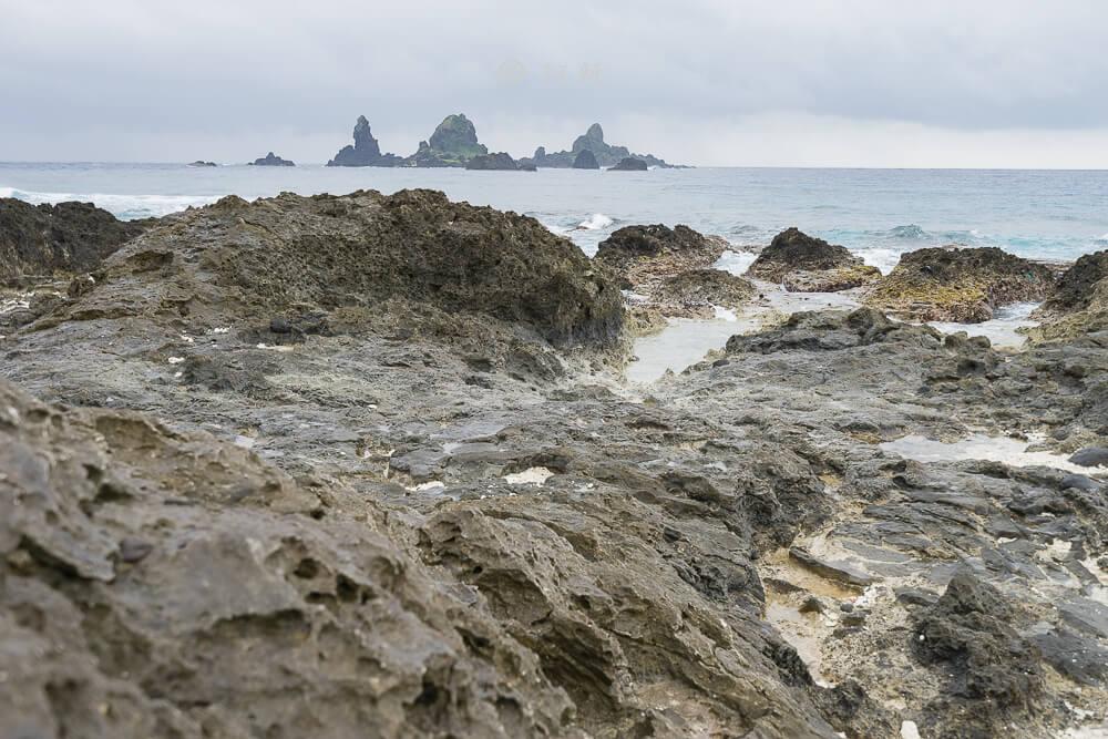 蘭嶼貝殼沙灘-27