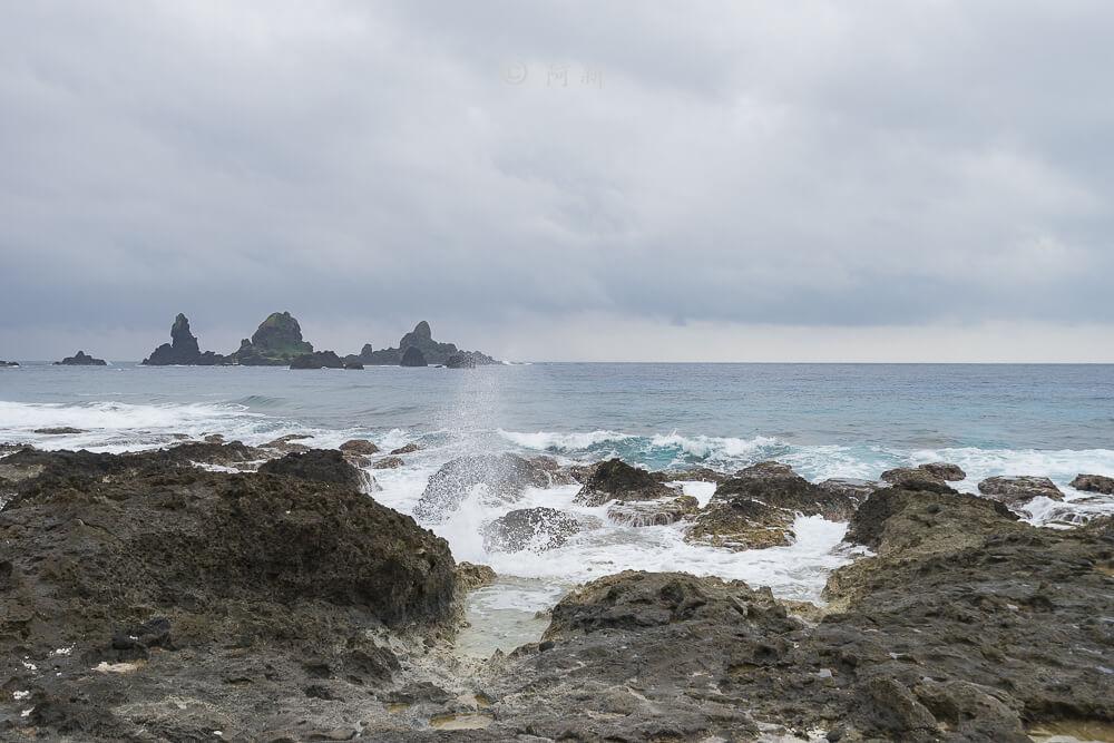 蘭嶼貝殼沙灘-28