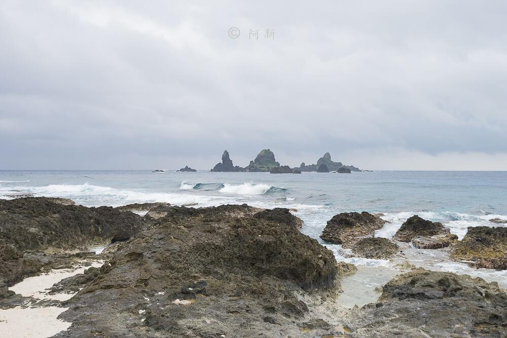 蘭嶼貝殼沙灘-29
