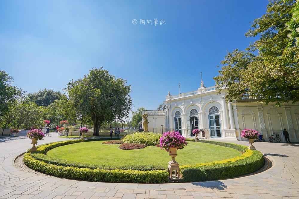 曼谷邦芭茵夏宮,泰國邦芭茵夏宮